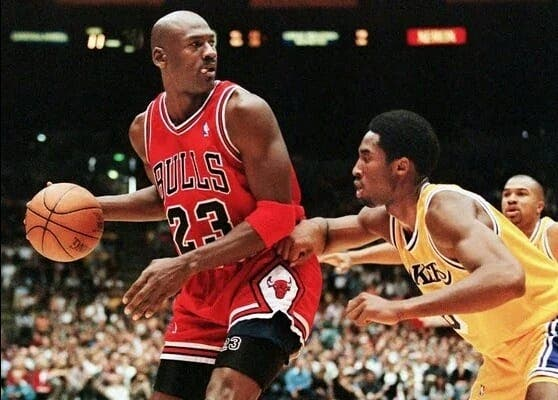 Une paire de baskets Air Jordan vendue à 560.000 dollars