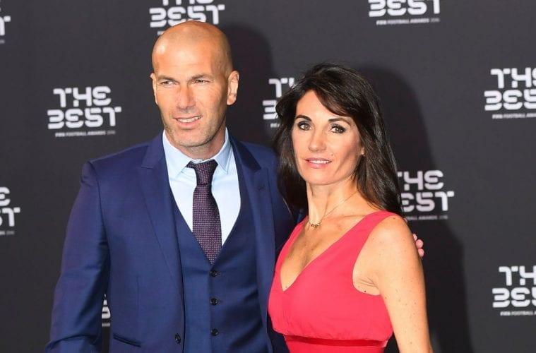 Véronique Zidane toujours séduite par Zinedine