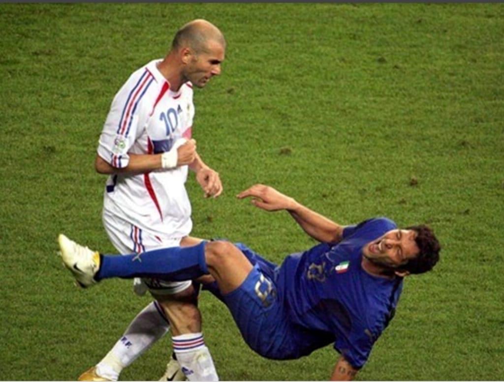 Coup de tête de Zidane : Materazzi dévoile de nouveaux détails inédits sur l'embrouille