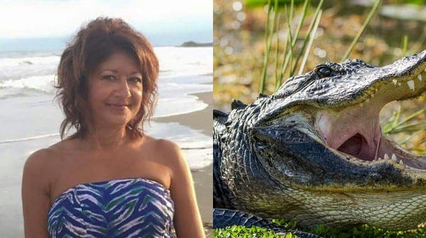 A cause d'un selfie, une femme s'est faite dévorer par un alligator