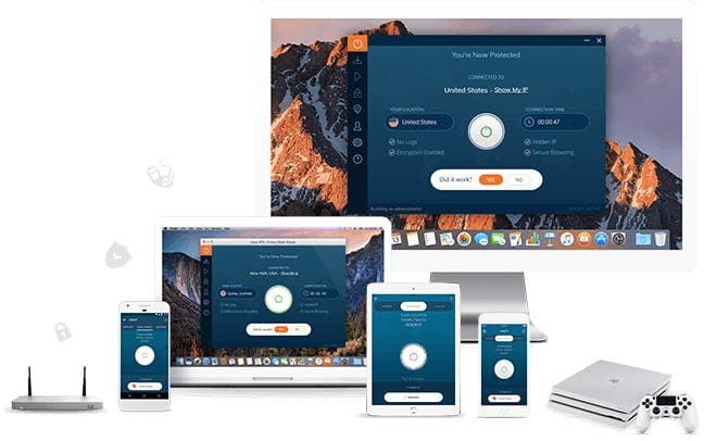 Connect to the Fastest Servers Anywhere with ivacy VPN