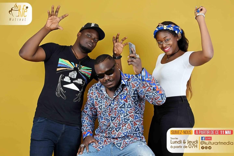 Le retour des rois de la télévision (Kfé Matinal)