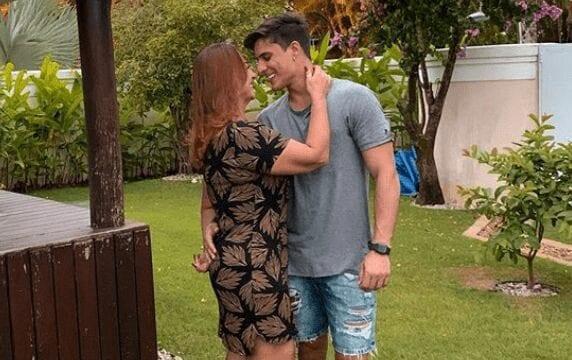 La  maman de Neymar s'est remise avec le jeune Tiago (22 ans)