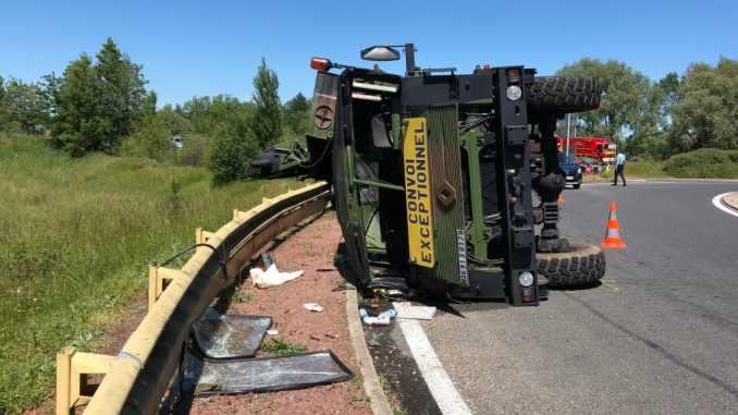 Togo: 4 militaires meurent dans un accident de route
