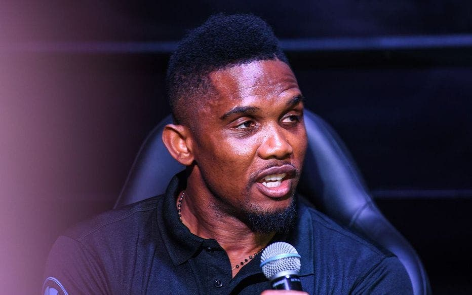 Samuel Eto'o rend un hommage parsemé d'allusions à Michael Jordan après avoir regardé «The Last Dance»