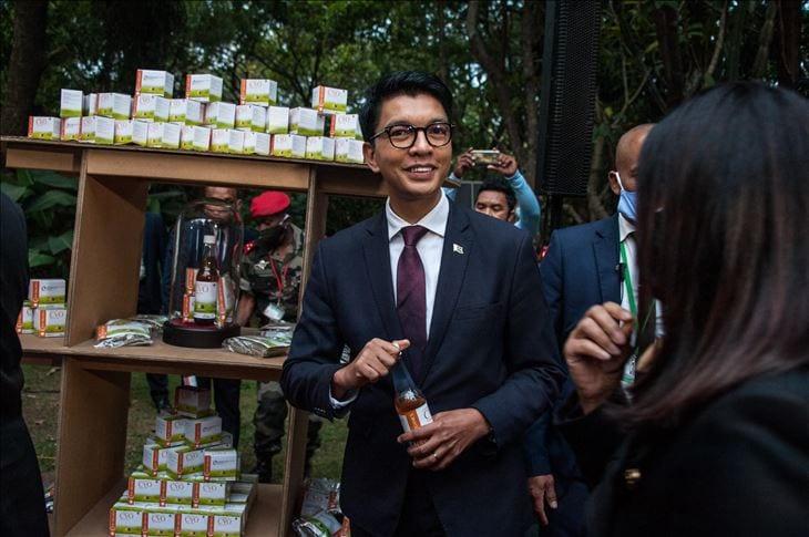 Andry Rajoelina: « Le problème du remède Covid-Organic, c'est qu'il vient d'Afrique » (vidéo)
