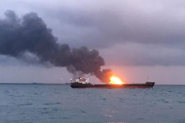 Togo: une explosion au bord d'un navire fait un mort et des blessés
