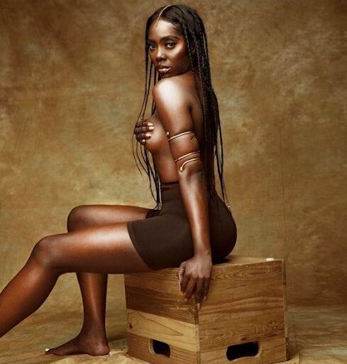 Tiwa Savage :» Je serai peut-être nue dans ma prochaine vidéo»