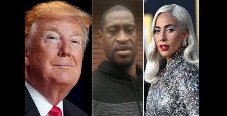 « C'est un imbécile et un raciste » Lady Gaga s'en prend à Donald Trump