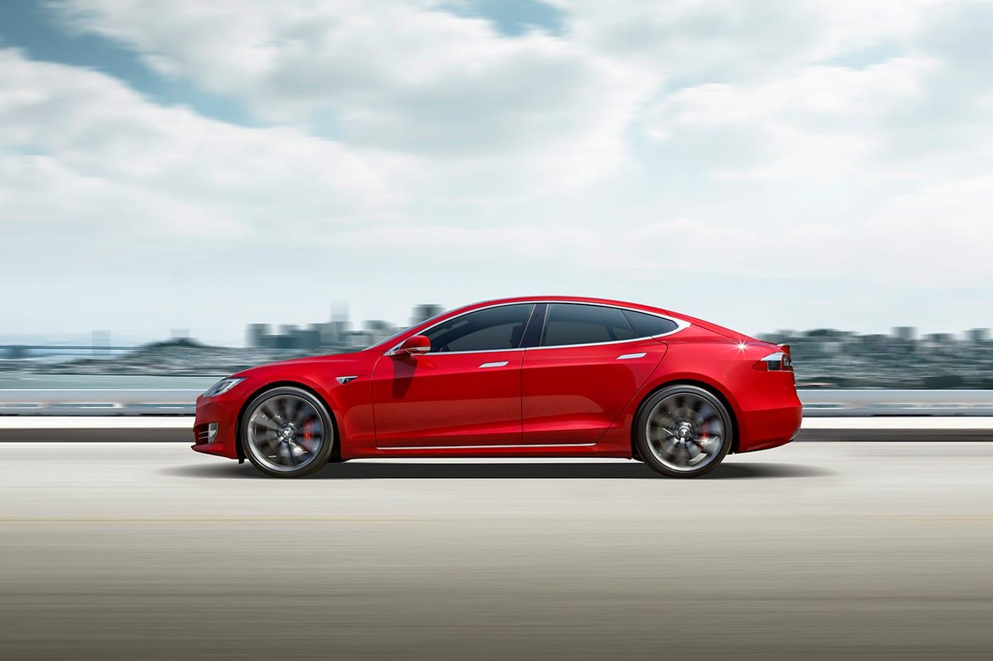 Marché de la bourse : Tesla sur le point de rattraper Facebook