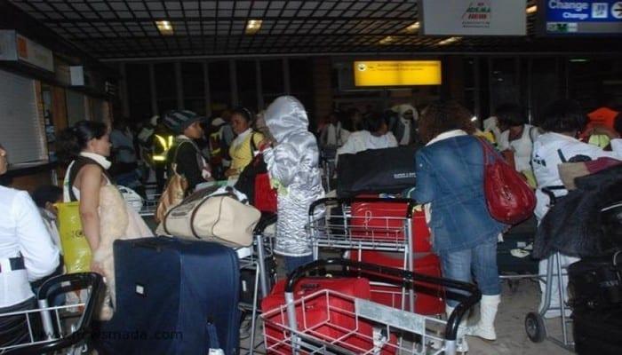 170 travailleuses malgaches venant du Koweït rapatriées à Madagascar