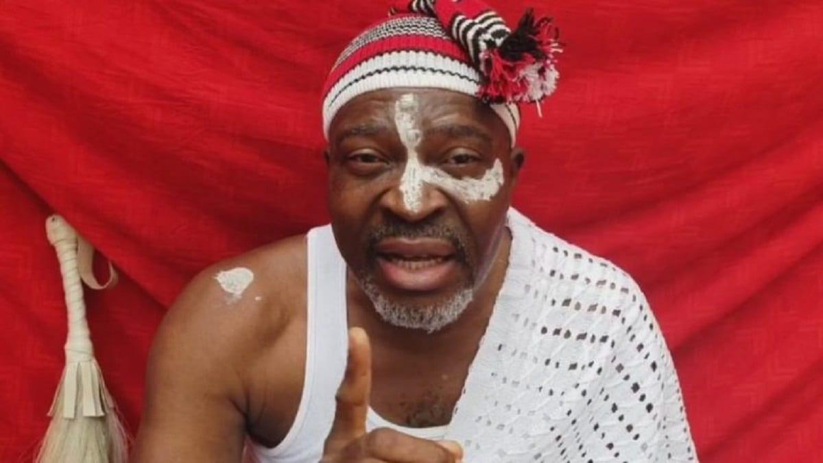 « ARRÊTEZ DE ME TRAITER DE RITUALISTE », L'ACTEUR NIGÉRIAN KANAYO EXPRIME SA COLÈRE