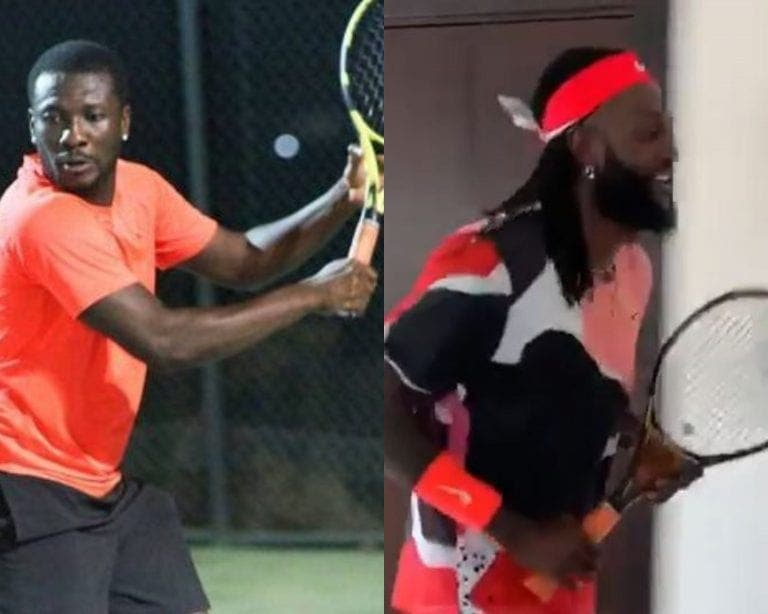 Un intéressant duel s'annonce entre Emmanuel Adebayor et Asamoah Gyan