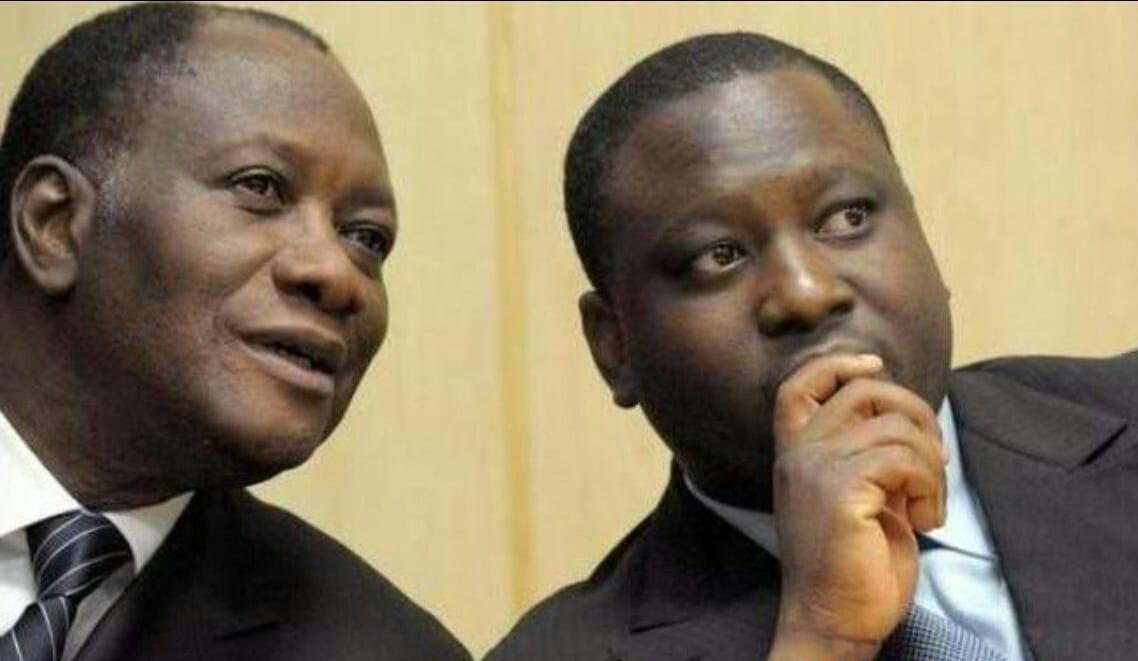 Guillaume Soro veut dévoiler le sombre passé d'Alassane Ouattara