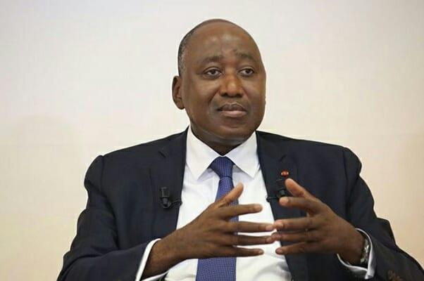 Amadou Gon Coulibaly a quitté son lit d'hôpital pour regagner sa maison