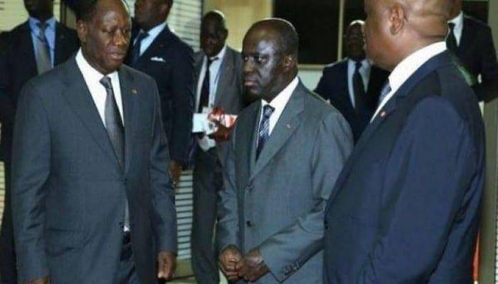 Amon-Tanoh critique l'émergence de Ouattara : il reçoit une cinglante réponse de l'adversité