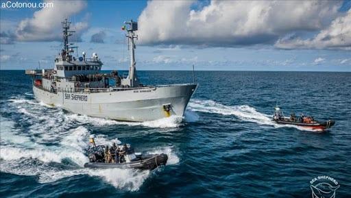 Bénin : six marins enlevés par les pirates
