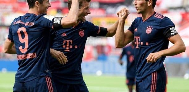 Bundesliga: la machine Bayern Munich fonce vers le titre