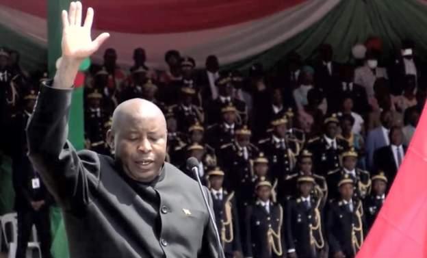 Burundi : le nouveau président met déjà en garde les pays étrangers