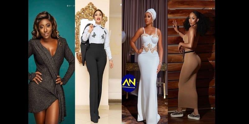 Ces Célébrités Nigérianes Qui Ne Cachent Pas Qu'elles Ont Eu Recours À La Chirurgie Plastique (Photos)
