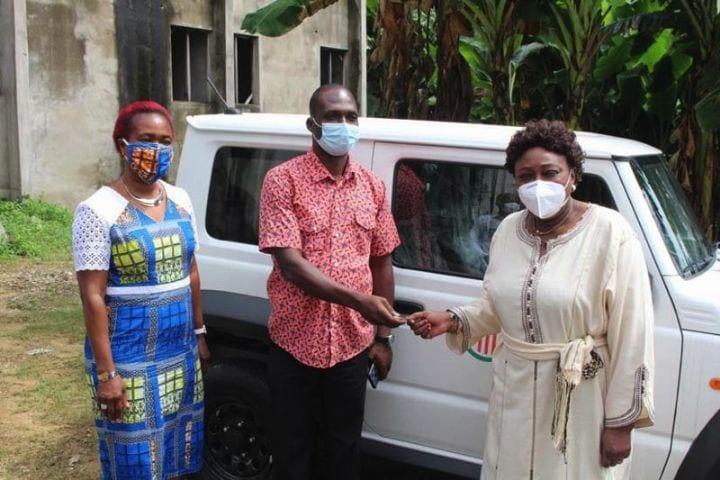 CÔTE D'IVOIRE : L'AIP RENFORCE LA MOBILITÉ DE SES AGENTS EN RÉGION