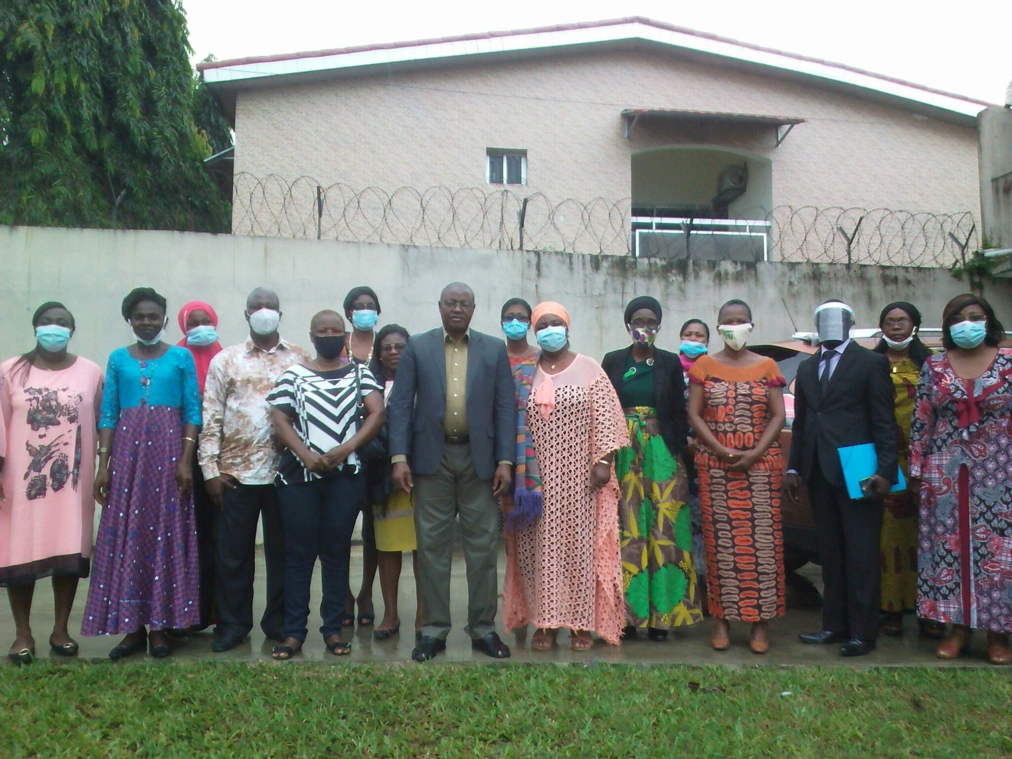 CÔTE D'IVOIRE : PRÉSIDENTIELLE IVOIRIENNE : DES FEMMES LEADERS FORMÉES POUR (…)
