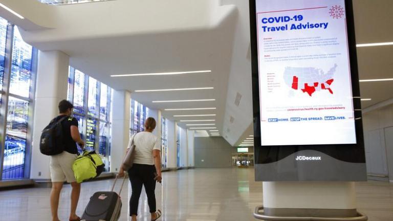 CORONAVIRUS : VOICI LA LISTE DES PAYS QUI SERONT AUTORISÉS À ENTRER DANS L'UE EN JUILLET