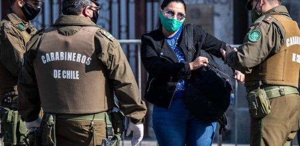 Chili: jusqu'à cinq ans de prison pour non-respect du confinement