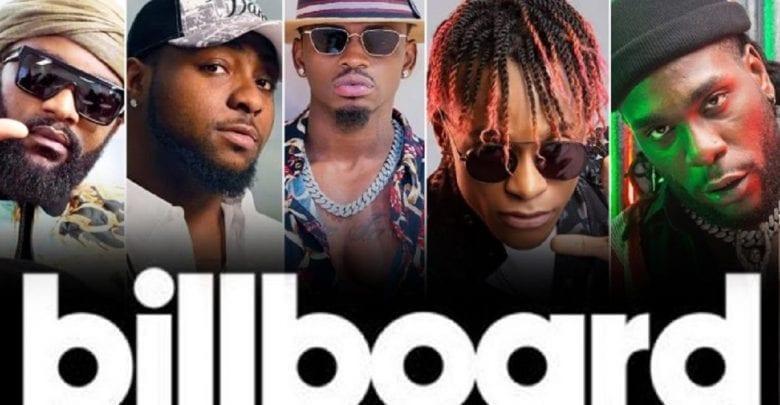 Classement Billboard des 15 meilleurs artistes d'Afrique subsaharienne: Vidéo