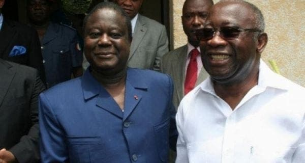 Côte d'Ivoire : Le PDCI et le FPI signent un accord cadre de collaboration pour la paix et l'union