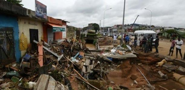 Côte d'Ivoire: inondations meurtrières à Abidjan