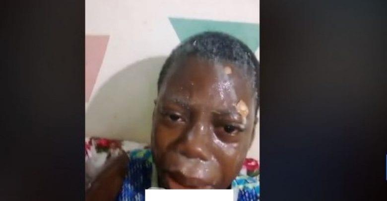 Côte d'Ivoire : un pasteur bastonne sa fille à sang sous prétexte qu'elle est une sorcière