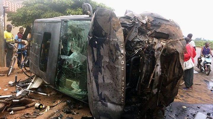 Côte d'Ivoire : 2 morts et 4 blessés dans un grave accident