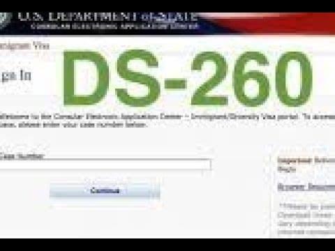 DV Lottery 2021 : voici comment vérifier vous-même votre résultat