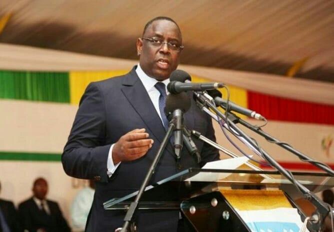 Covid-19 au Sénégal : Le Président Macky Sall placé en quarantaine
