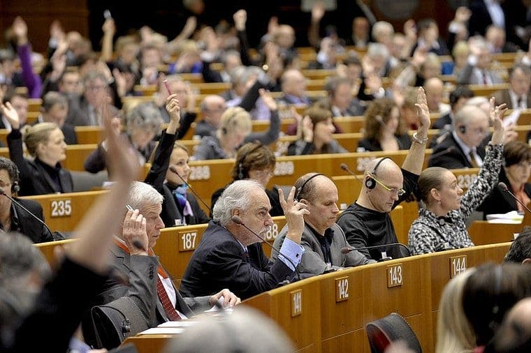 Les députés européens reconnaissent l'esclavage comme «crime contre l'humanité»
