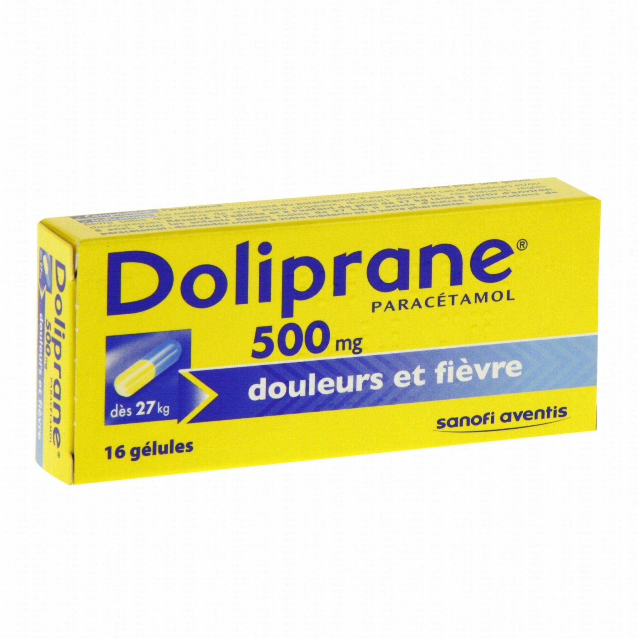 D'après Didier Raoult, le doliprane est plus dangereux que l'hydroxychloroquine