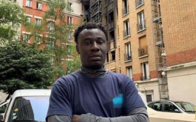 France : ce jeune ivoirien sauve la vie à 12 familles d'un grave incendie