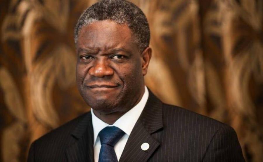 RDC : le Dr Mukwege quitte les instances de la riposte contre la Covid-19
