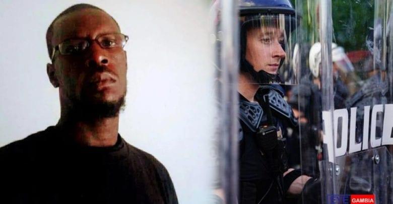 Drame : le fils d'un diplomate gambien tué aux États-Unis par la police. La Gambie réagit!