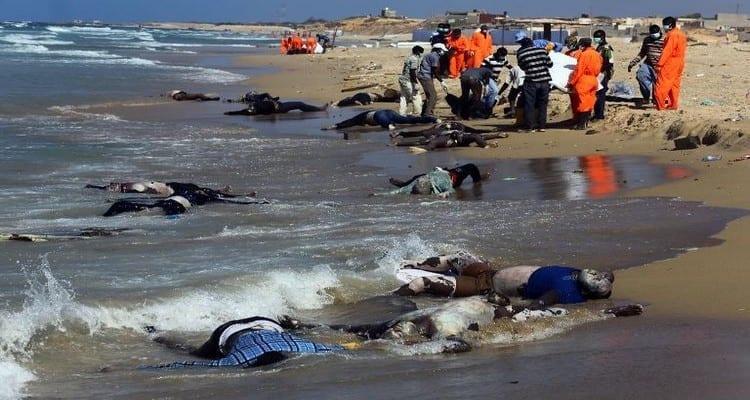 Drame : une vingtaine d'ivoiriens morts dans un naufrage en mer en Tunisie- vidéo
