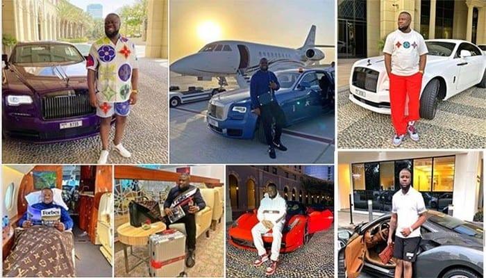 Dubaï: Le controversé milliardaire nigérian Hushpuppi « arrêté » par le FBI