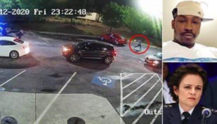 États-Unis: Un autre Afro-américain tué par un policier blanc à Atlanta-vidéo