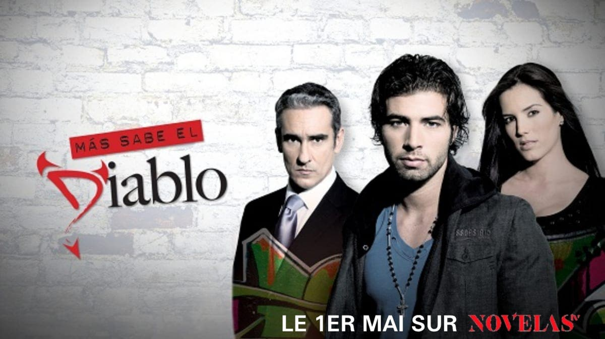 EL DIABLO, LA TELENOVELA CULTE À DÉCOUVRIR SUR NOVELAS TV
