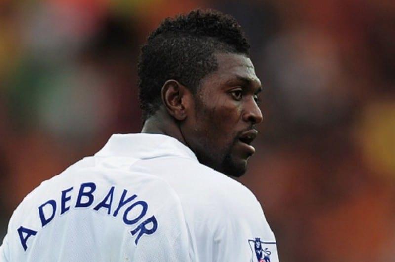 Adebayor explique pourquoi il n'aide pas sa famille