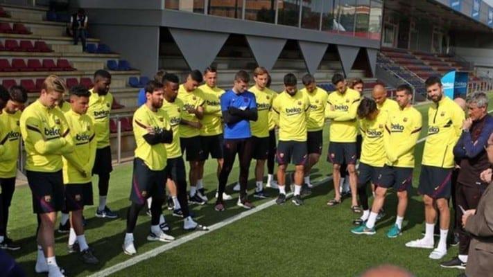 Football/ Barcelone : Cinq joueurs testés positifs au coronavirus