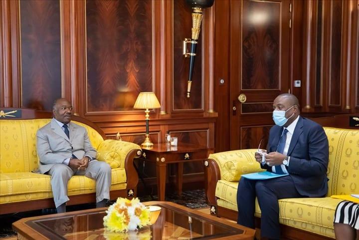 Gabon, Reprise des cours : les choses se précisent
