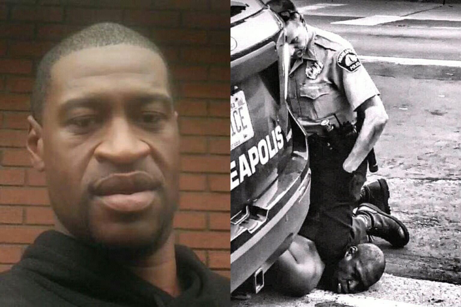 George Floyd : Le policier inculpé pour sa mort fut son  collègue