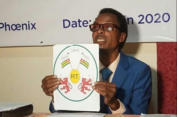 Georges David Ada : « Nous devons modifier les armoiries du Togo »