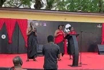 Le Ghana organise sa propre cérémonie en hommage à George Floyd